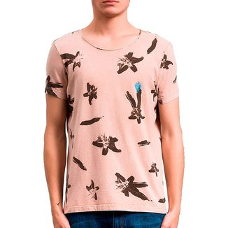 Camiseta Salt 35g  Lily Dupla Face Masculina