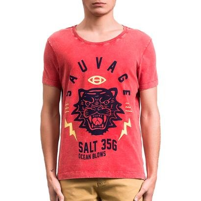 Camiseta Salt 35g Sauvage Color Masculina