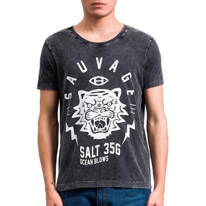 Camiseta Salt 35g Sauvage Masculina