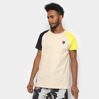Camiseta Seven Brand Raglan Masculina
