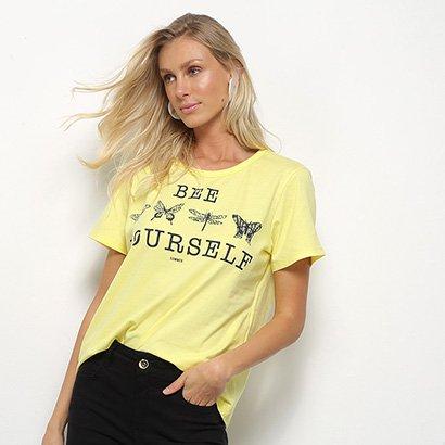 Camiseta Sommer Be Yourself Feminina