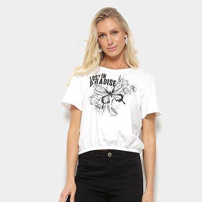 Camiseta Sommer Lost In Paradise Feminina