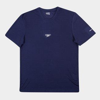 Camiseta Speedo Basic Interlock Uv50 Masculina