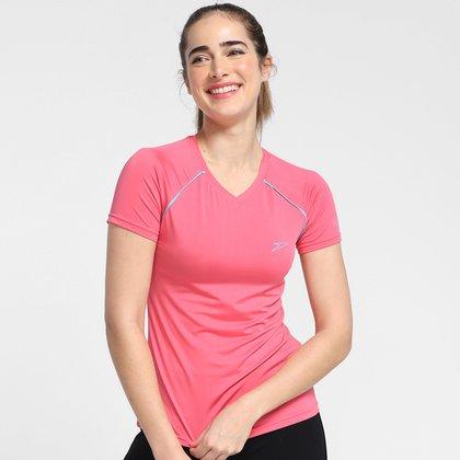 Camiseta Speedo Neon Feminina
