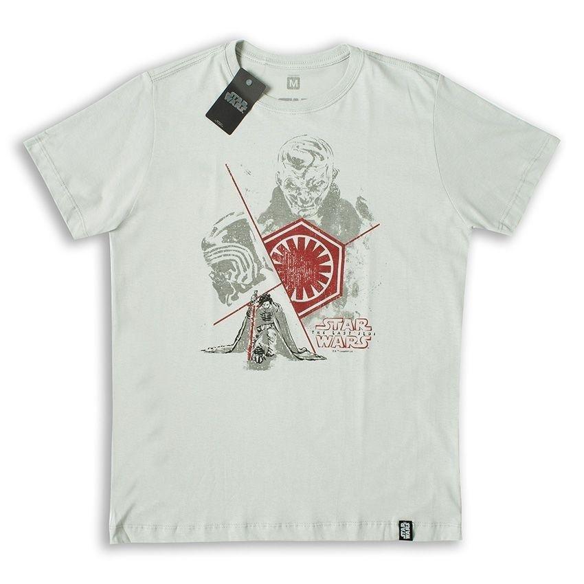 buena venta clásico para toda la familia Camiseta Star Wars Líder Supremo | Zattini