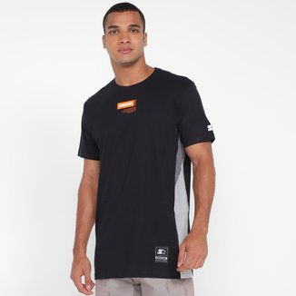 Camiseta Starter Listra Lateral Masculina