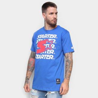 Camiseta Starter Logo Star Masculina