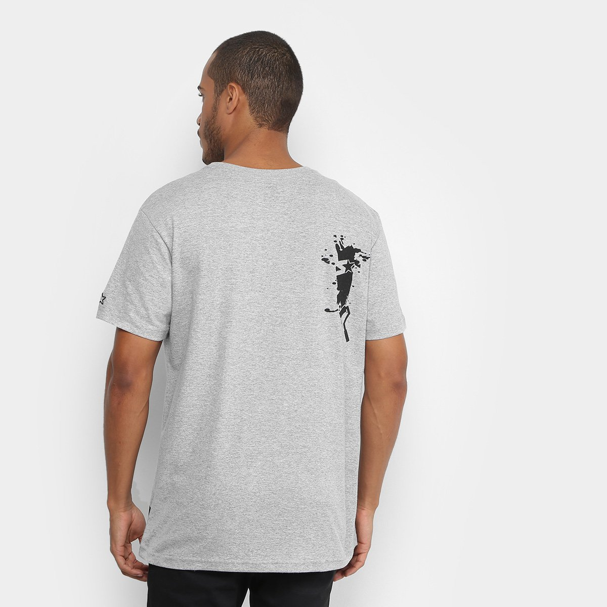 Camiseta Starter Pixo Masculina  Camiseta Starter Pixo Masculina ... cfb139c72cd
