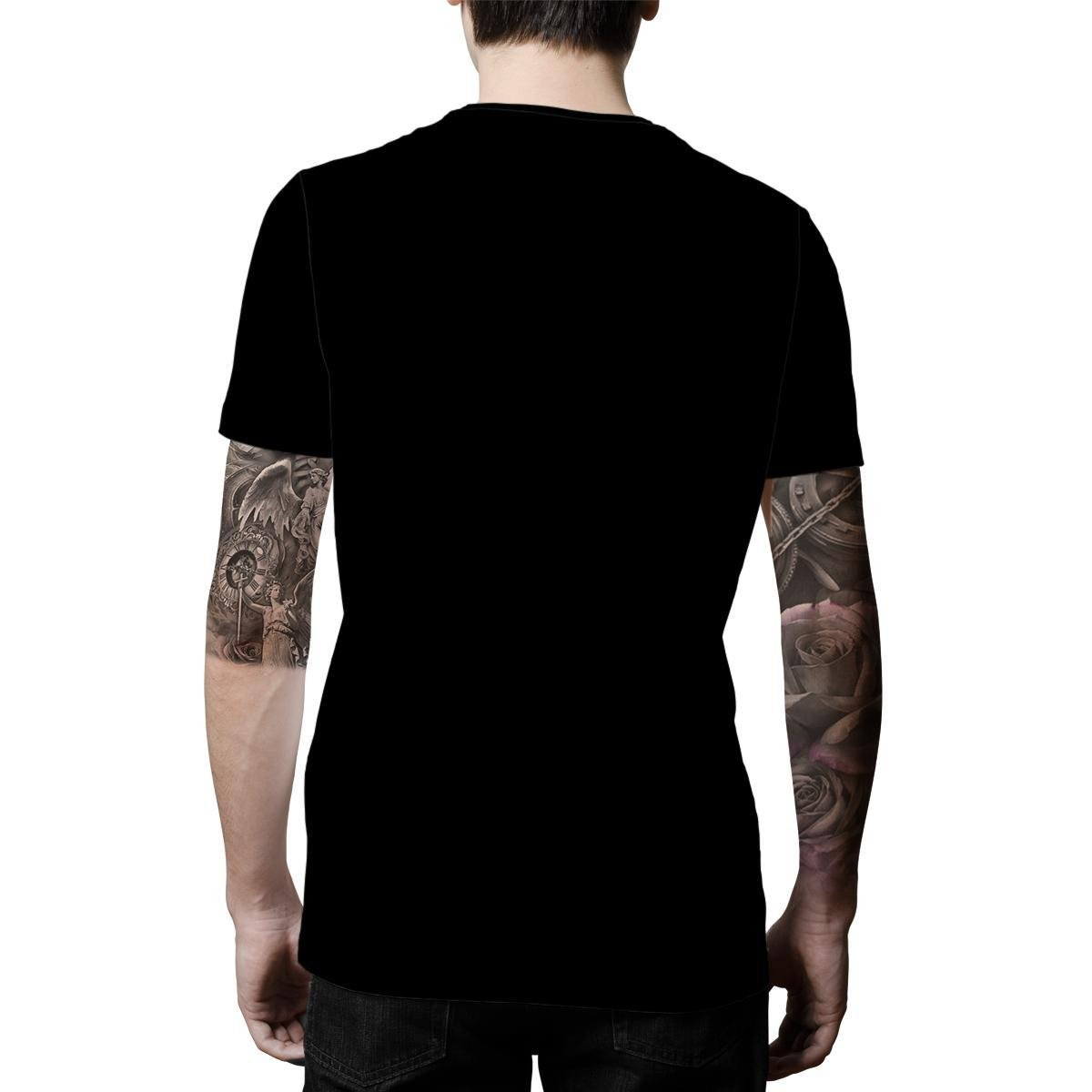 Camiseta Stompy  New Masculina - Preto