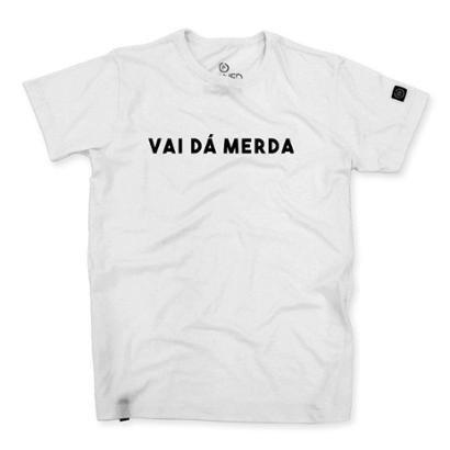Camiseta Stoned Vai Dá M Masculina