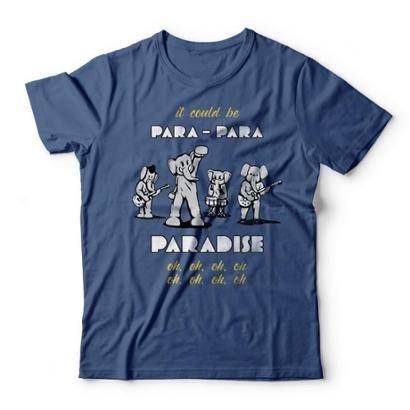Camiseta Studio Geek Coldplay Paradise