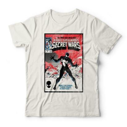 Camiseta Studio Geek Guerras Secretas