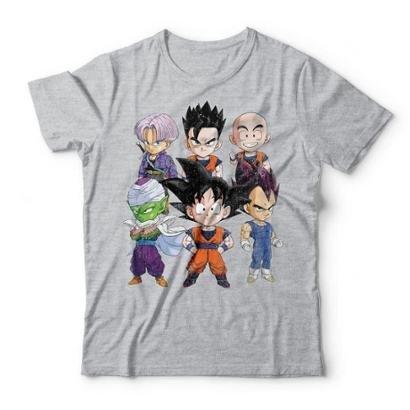 Camiseta Studio Geek Guerreiros Z