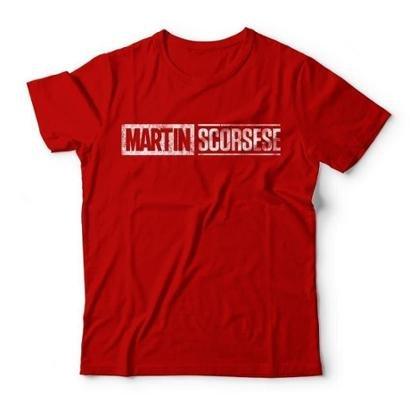 Camiseta Studio Geek Martin Scorsese