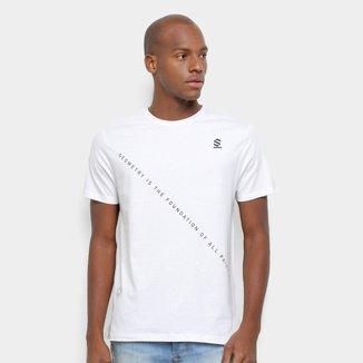 Camiseta Suburban Geometry Masculina