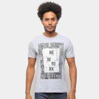 Camiseta Suburban New York Metropole Masculina