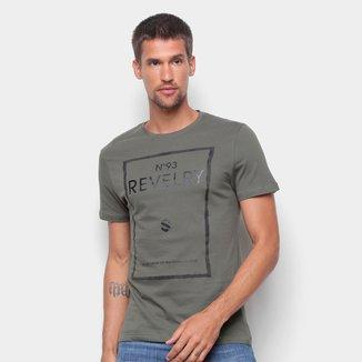 Camiseta Suburban Revelry Masculina