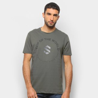 Camiseta Suburban Top Of The World Masculina