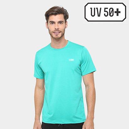 Camiseta Surf Mormaii Proteção UV 50+ Masculina