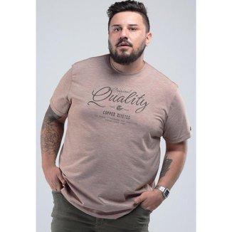 Camiseta SVK Plus Size Quality masculina