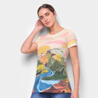 Camiseta T-Shirt Cantão Classic Nascente Feminina