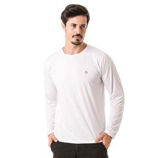 Camiseta Térmica para Frio Manga Longa com Proteção Solar Extreme UV