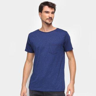 Camiseta Three Hands Botone Masculina