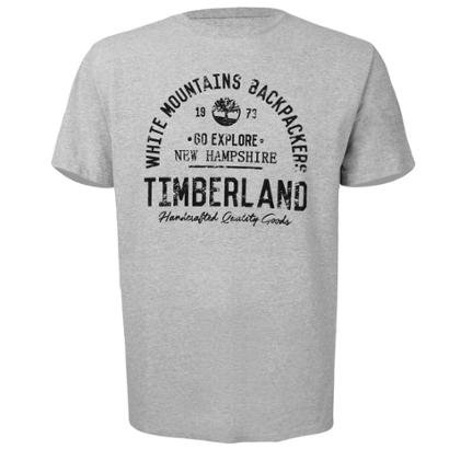 Camiseta Timberland Backpackers Masculina