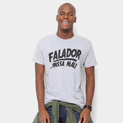 Camiseta Toiss Falador Passa Mal