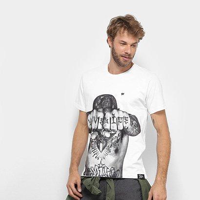Camiseta Toiss Love Life Masculina