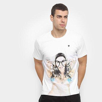 Camiseta Toiss Masculino Oculos-Tpmca0022