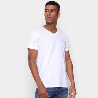 Camiseta Tommy Hilfiger Gola V Masculina