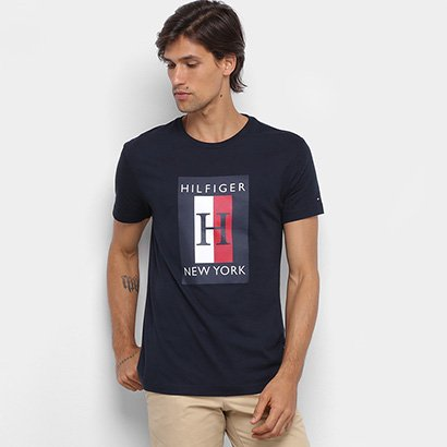 Camiseta Tommy Hilfiger New York Masculina