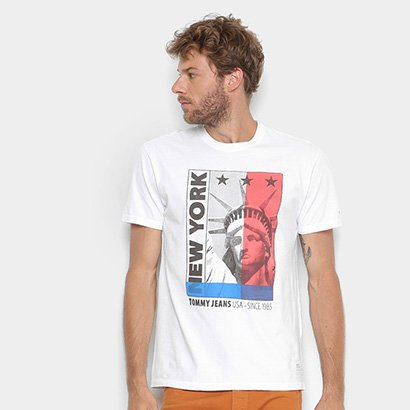 Camiseta Tommy Jeans New York Masculina
