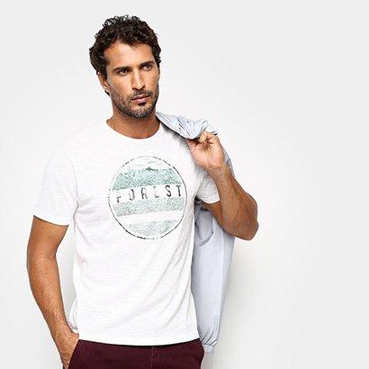 70aa8742573f1 Camiseta Treebo Forest Masculina - Branco - Compre Agora