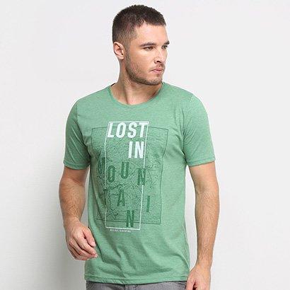 Camiseta Treebo Lost Montain Masculina