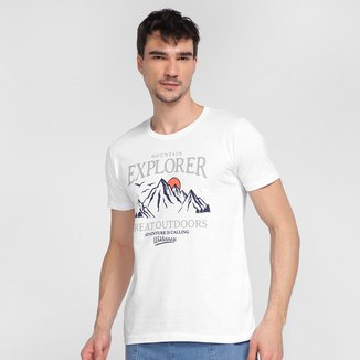 Camiseta Tribo Santa Explorer Masculina