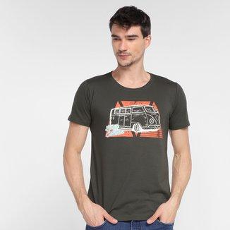 Camiseta Tribo Santa Limite Edition Masculina
