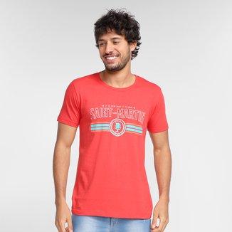 Camiseta Tribo Santa Saint Martin Masculina