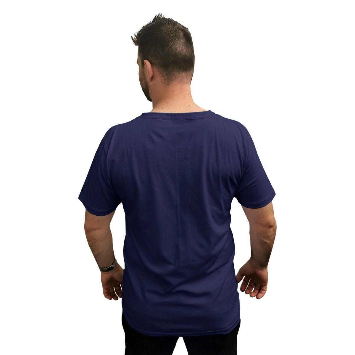 Camiseta Ukkan Darth Japan Masculina - Marinho