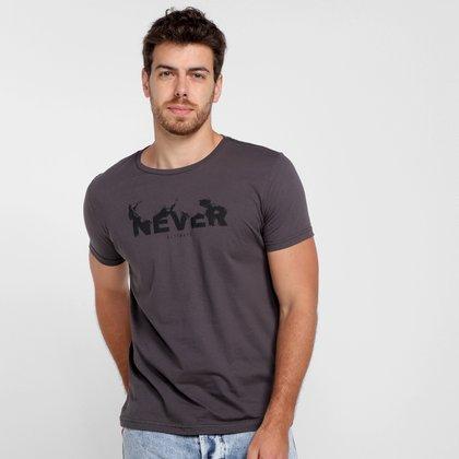 Camiseta Ultimato Never Masculina