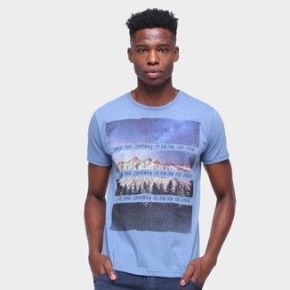 Camiseta Ultimato The Journey To Enjoy The View Masculina