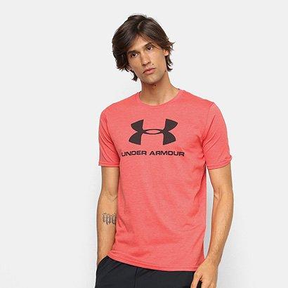 Camiseta Under Armour Logo Sportstyle Masculina