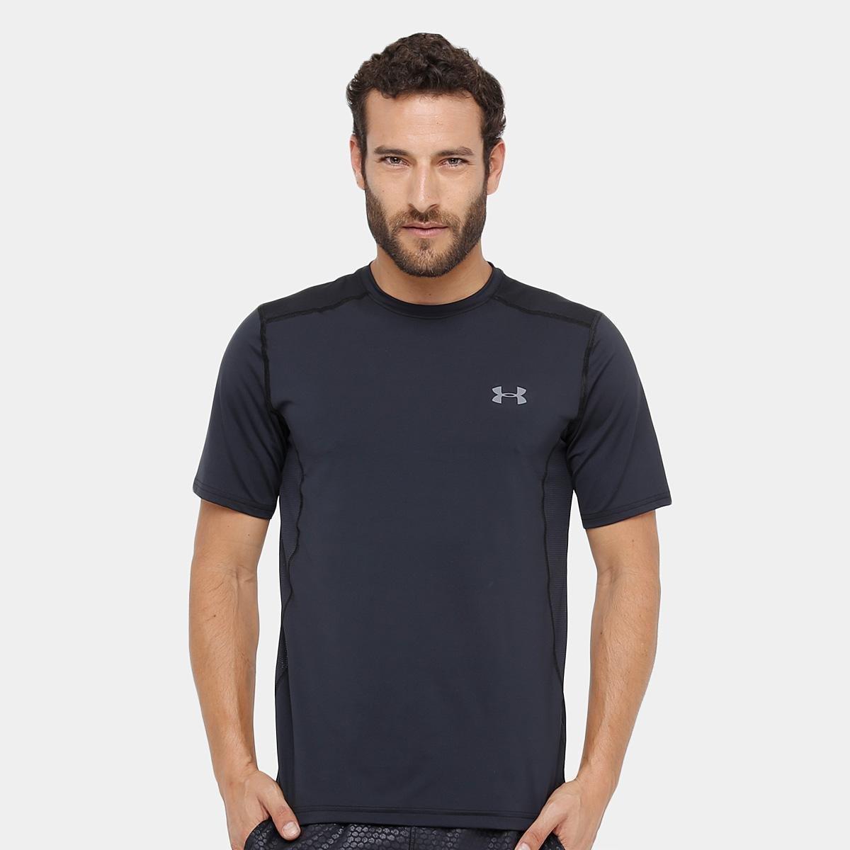 71617f089e9 Camiseta Under Armour Raid SS Brazil Smu Masculino - Compre Agora ...