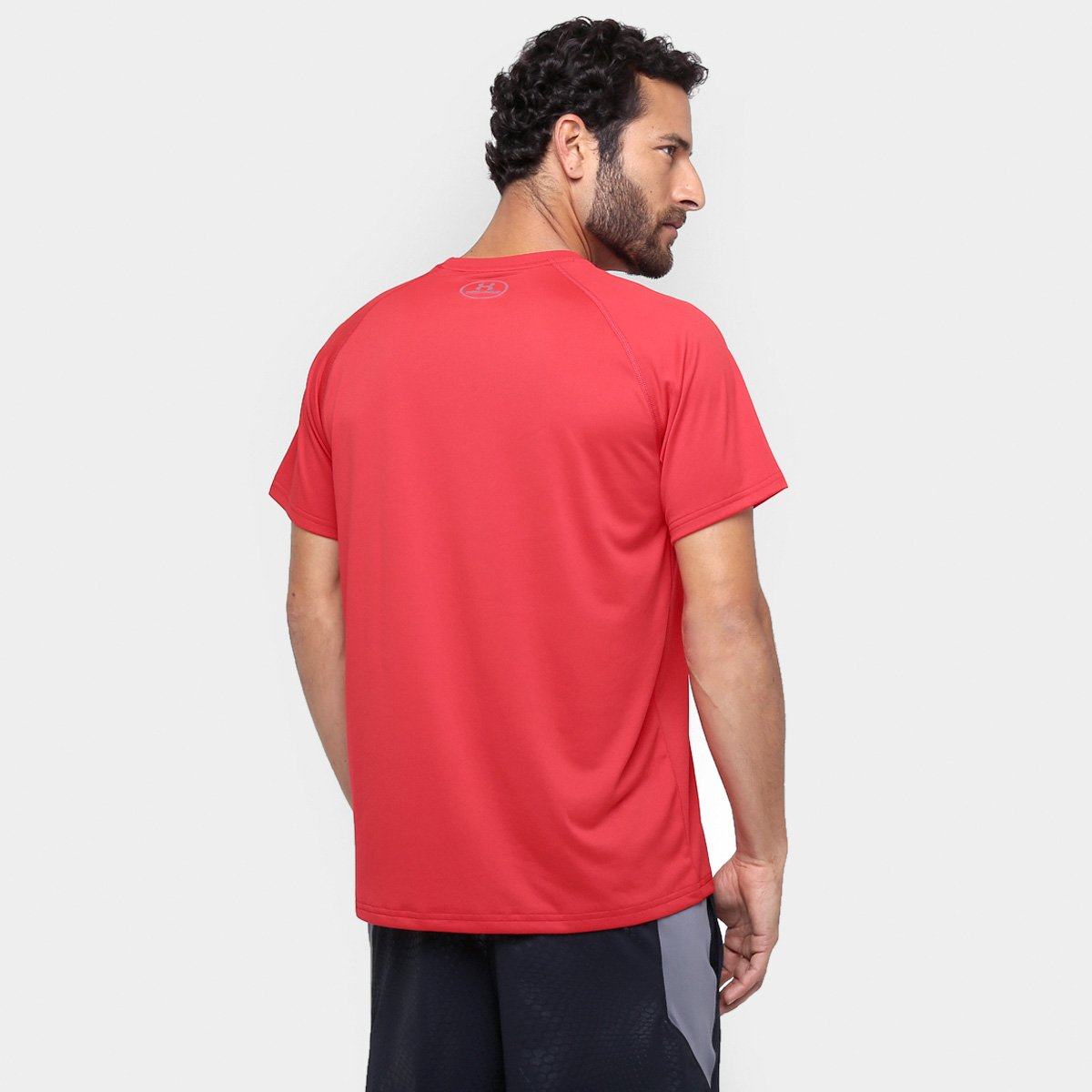 2407fd13f13 Camiseta Under Armour Tech Camo Big Logo Ss T Masculina - Compre ...