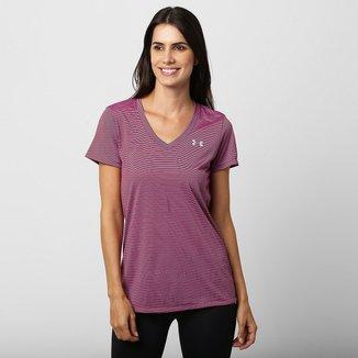 Camiseta Under Armour Twisted Tech Feminina