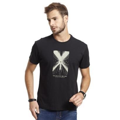 Camiseta VLCS Slimfit Gola Careca Masculina