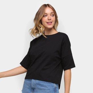 Camiseta Volare Oversized Lisa Feminina