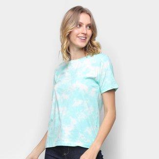 Camiseta Volare Tye Dye Feminina
