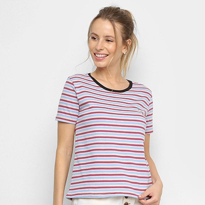 Camiseta Volcom Heywood Feminina
